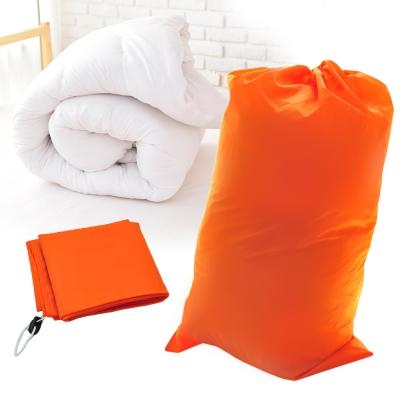 超大容量棉被枕頭收納袋(顏色隨機出貨) - 3入組