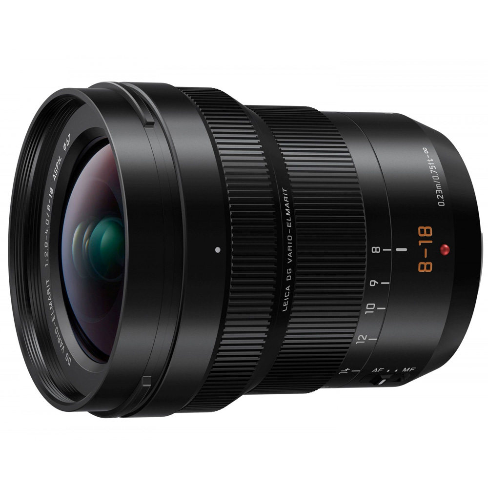 Panasonic LEICA DG 8-18mm F2.8-4.0 ASPH.鏡頭/公