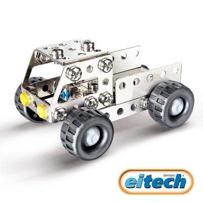 德國eitech益智鋼鐵玩具-迷你卡車 C58