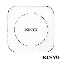 KINYO 鋁合金無線充電板10W(WL-110)