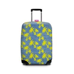 Suitsuit 行李箱套 -熱帶椰林(適用24-28吋行李箱)