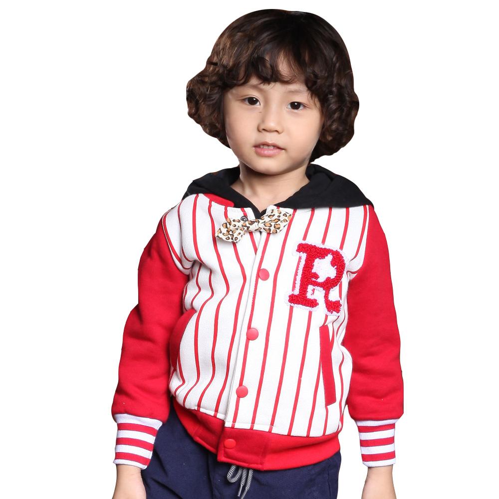 魔法Baby 刷毛棒球外套 k37432