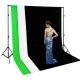 Piyet 260x300cm背景架含黑白綠三色背景布 product thumbnail 1