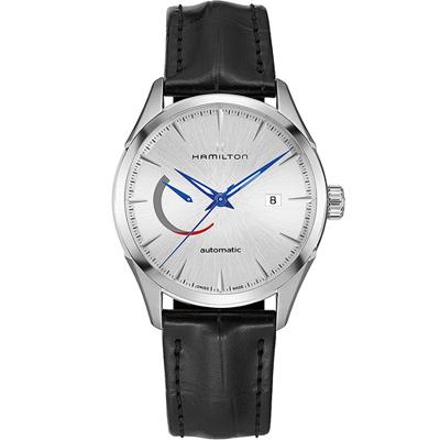 Hamilton Jazzmaster 系列機械腕錶(H32635781)-42mm