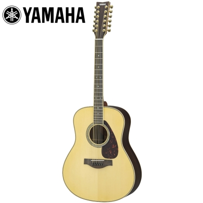 YAMAHA LL16-12 ARE NT 民謠木吉他 原木色