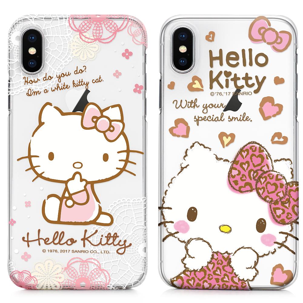 GARMMA Hello Kitty iPhone 7/8+ 硬式保護殼