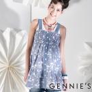 Gennies奇妮-春漾小花春夏孕婦上衣(G3121)
