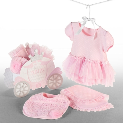 Baby Aspen 華麗公主的南瓜馬車彌月禮組