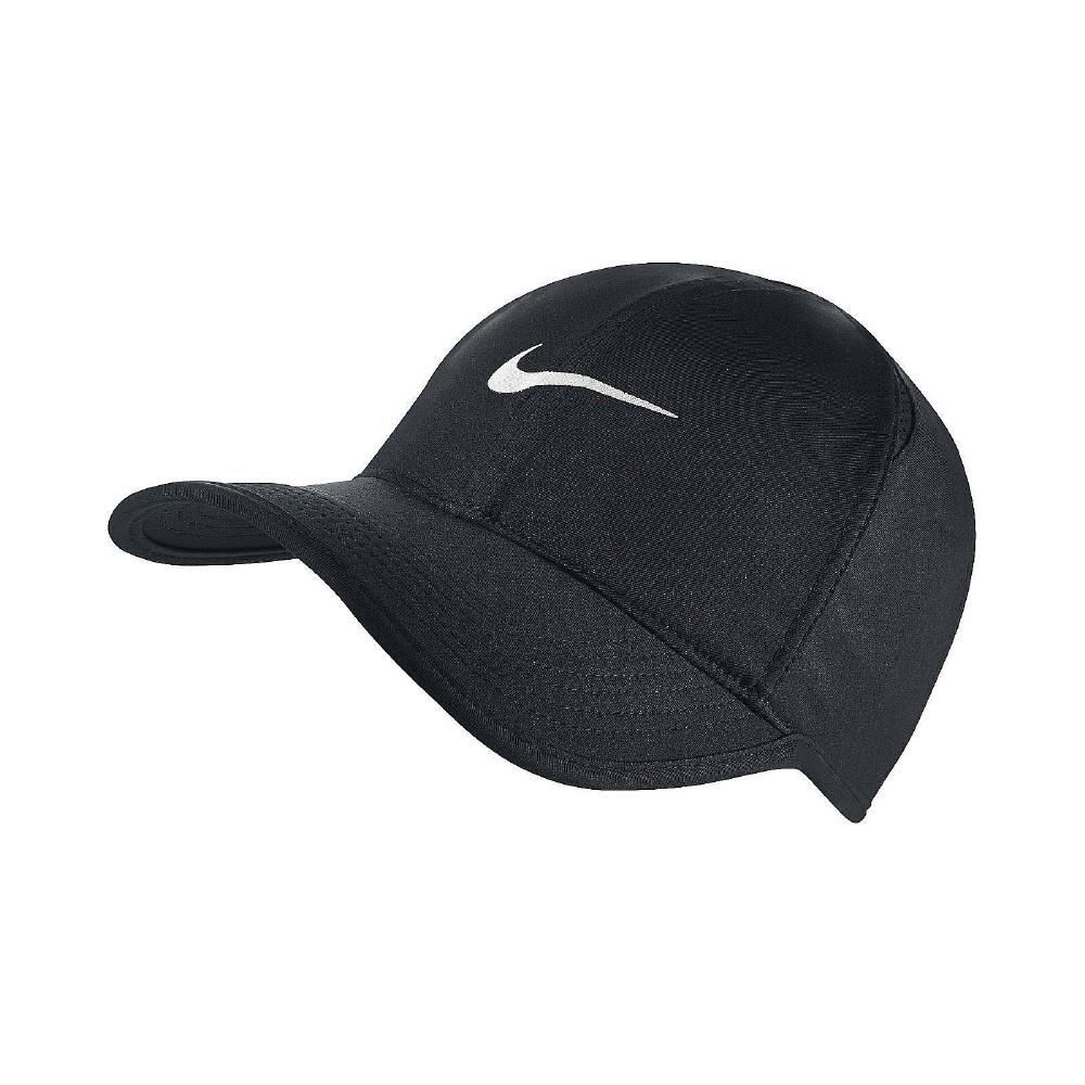 Nike FeatherLight Cap黑白帽子
