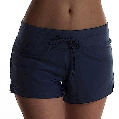 Biki比基尼妮泳衣   歐系泳褲有加大泳褲(黑)