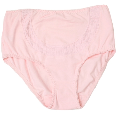 Keep Chic孕婦裝-簡約圓弧款棉質內褲(共三色)