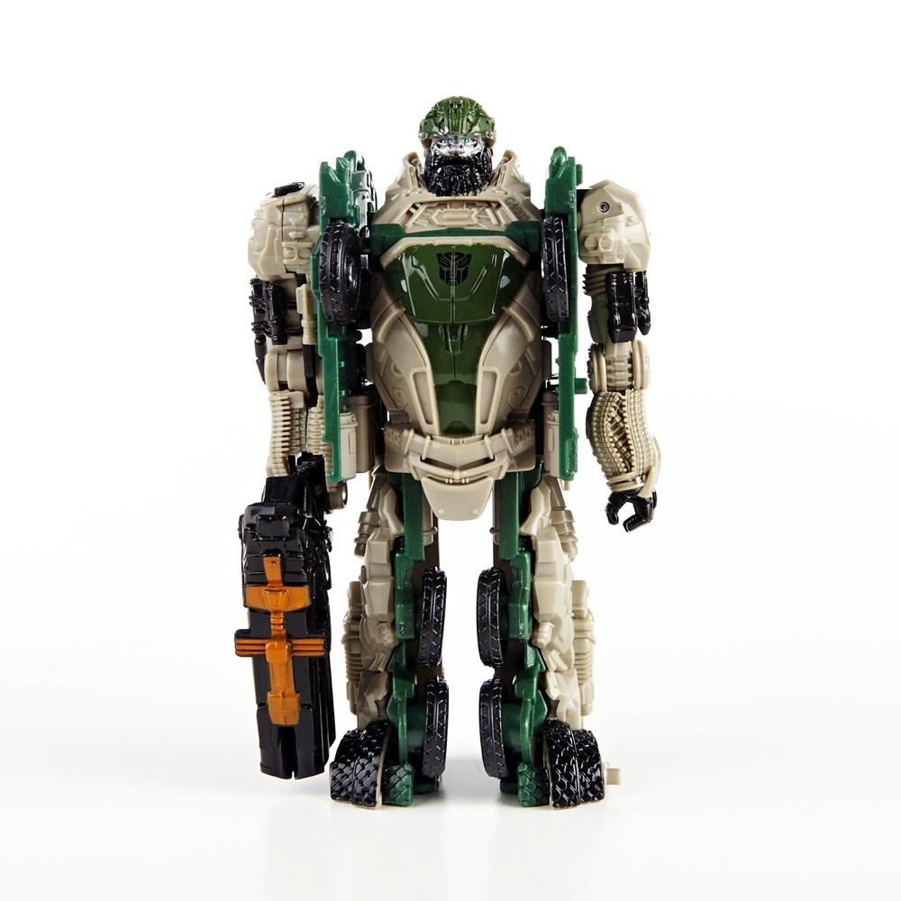 變形金剛4 強力打擊金剛組-探長 Autobot Hound
