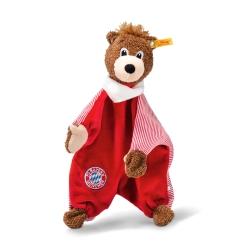 STEIFF德國金耳釦泰迪熊 - 嬰幼兒安撫巾   Berni Comforter
