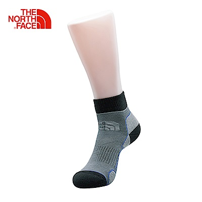 The North Face北面灰色舒適透氣襪子