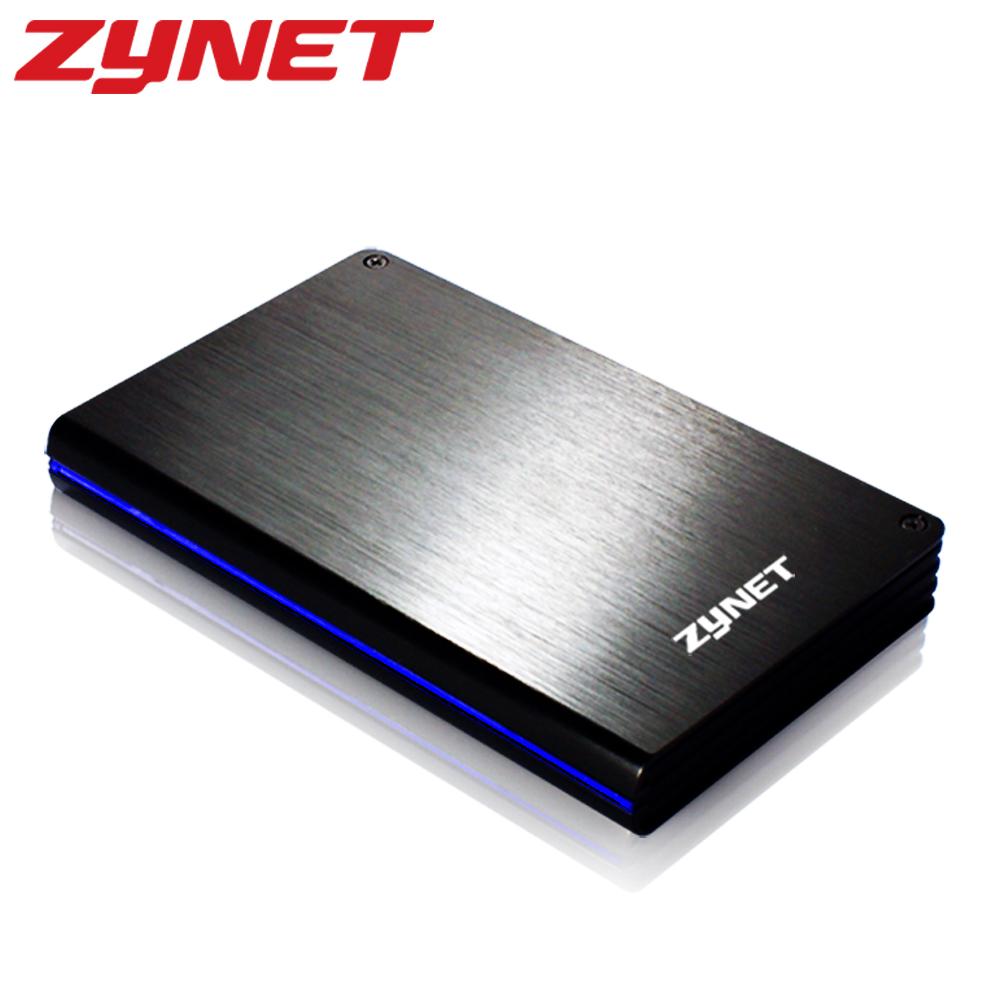 Zynet 218  USB3.0 側蓋式2.5吋 外接盒