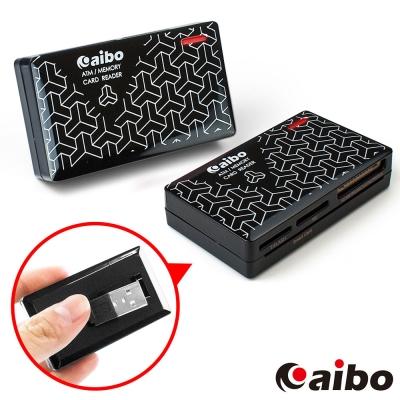aibo AB07 時尚ATM晶片記憶卡讀卡機