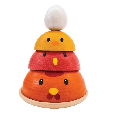 GMP BABY PLAN TOYS 小雞疊疊樂1組