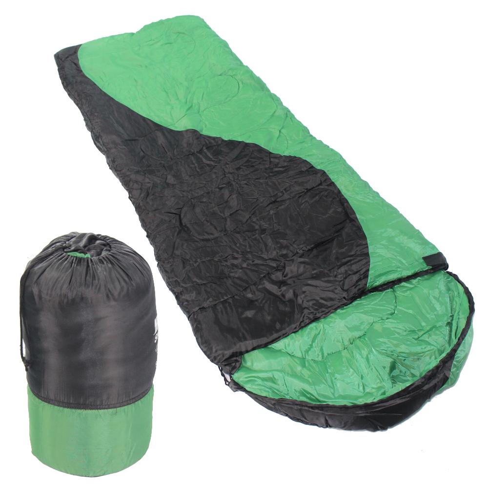 TreeWalker 輕巧中空纖維棉質睡袋