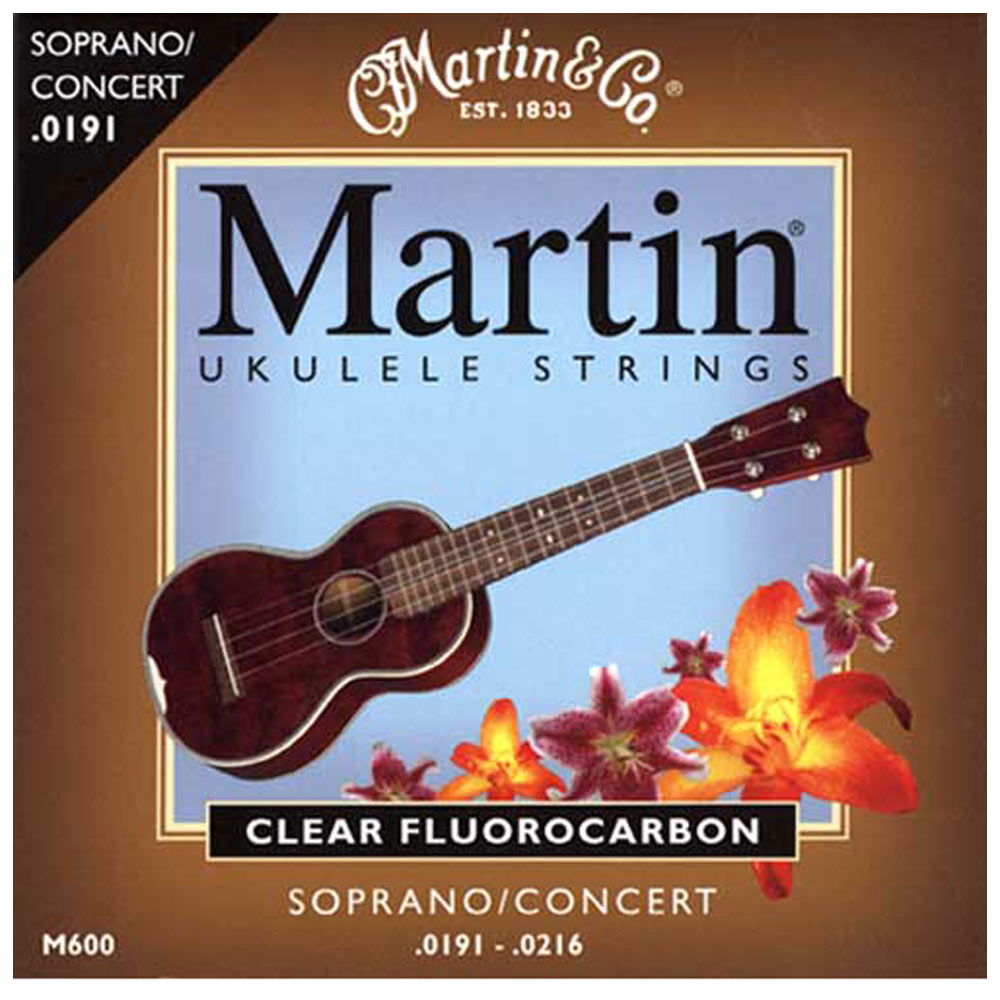 Martin M600 Ukulele 烏克麗麗弦