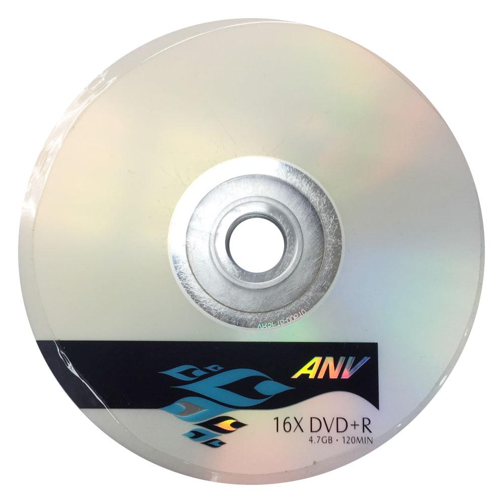 RITEK 16X DVD R ANV 10片裸裝