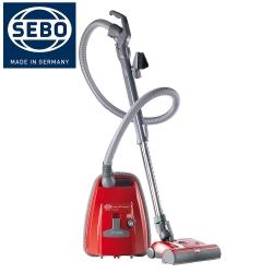 (德國原裝)SEBO 頂級吸塵器 機動輕巧 AIRBELT K3 PREMIUM