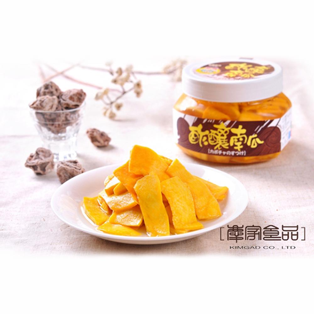 慶家泡菜 私房珍釀(4罐)