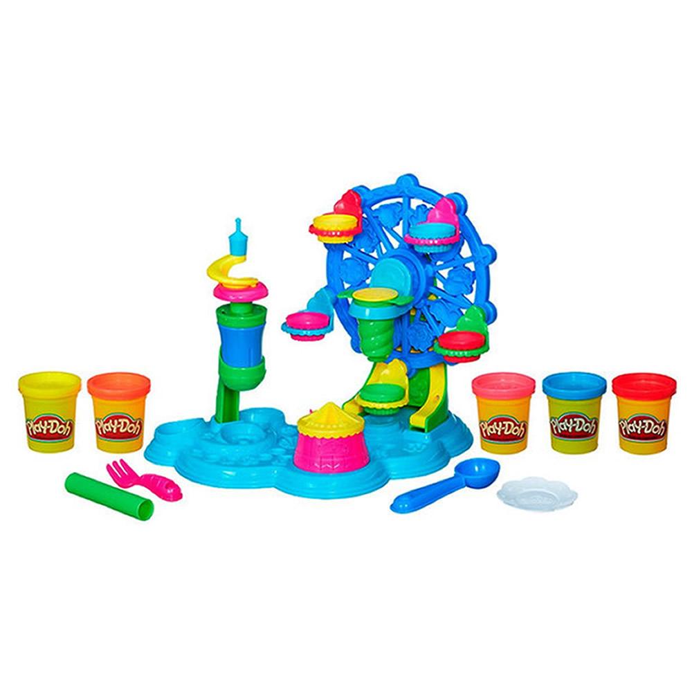 PlayDoh 培樂多 - 杯子蛋糕嘉年華遊戲組