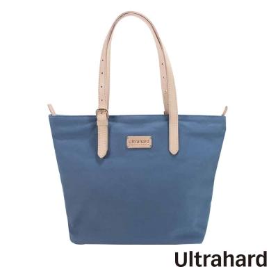 Ultrahard Classic 經典皮革托特包-藍