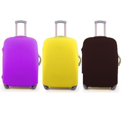 20吋行李箱防污保護套一個(18-21吋行李箱適用)