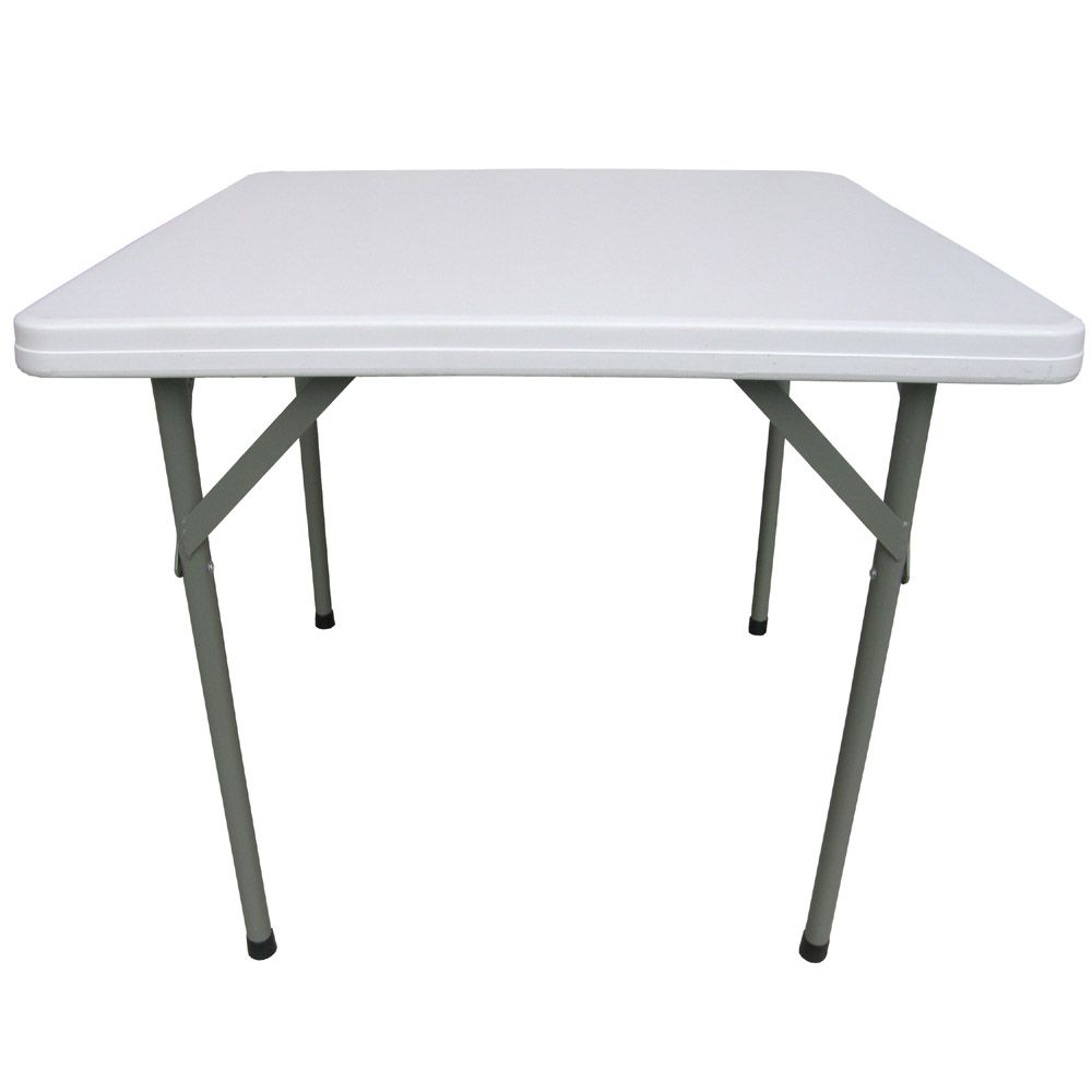 【免工具】深86x寬86x高74/公分-折疊桌/麻將桌/書桌/餐桌/洽談桌(2入/組)