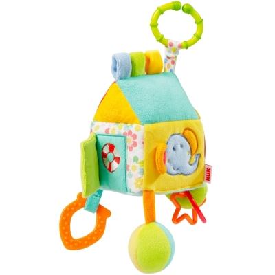 德國NUK絨毛玩具-歡樂遊戲小屋