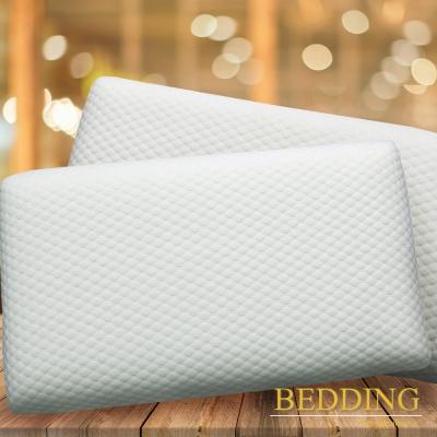 BEDDING  立體表布平面型慢回彈記憶枕 一入