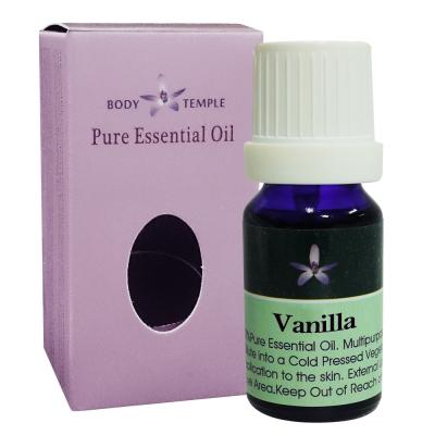 Body Temple 有機香草(Vanilla)芳療精油10ml