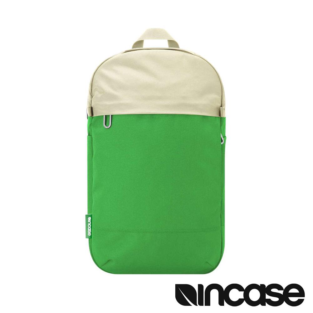 Incase Campus Collection 系列 15 吋校園輕巧後背包 -白/綠色