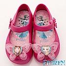 迪士尼童鞋-冰雪奇緣娃娃鞋款-EI4712桃粉(中小童段)