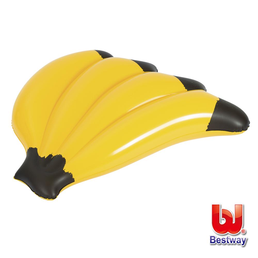 凡太奇 Bestway 香蕉造型充氣浮排 43160