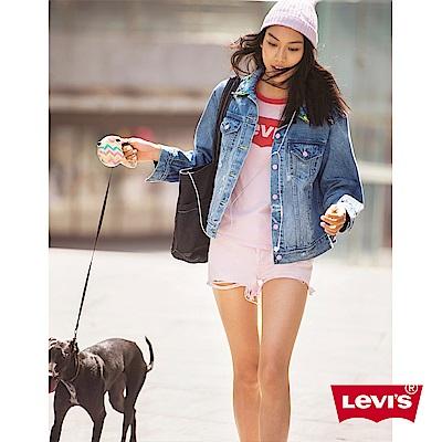Levis T恤 女裝 短袖純棉TEE 經典Logo