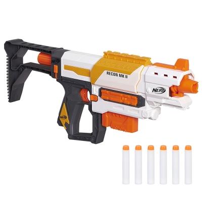 孩之寶Hasbro NERF系列 兒童射擊玩具 2016自由模組 MK11偵查衝鋒槍