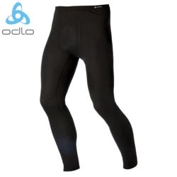【瑞士 ODLO】warm effect 男機能型銀離子保暖長褲.內搭褲/黑