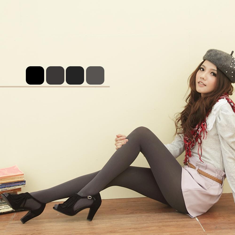 I-shi  不透膚褲襪&半透膚褲襪組(4雙組)