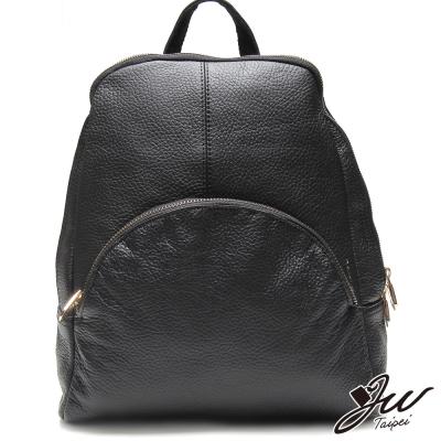 JW-後背包-真皮清新隨性全牛皮簡約後背包-共六色