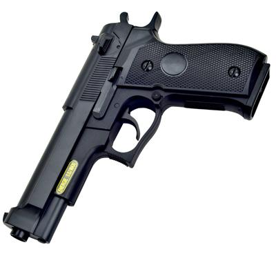 台製外銷版~M92造型6mm彈徑手拉式空氣BB槍
