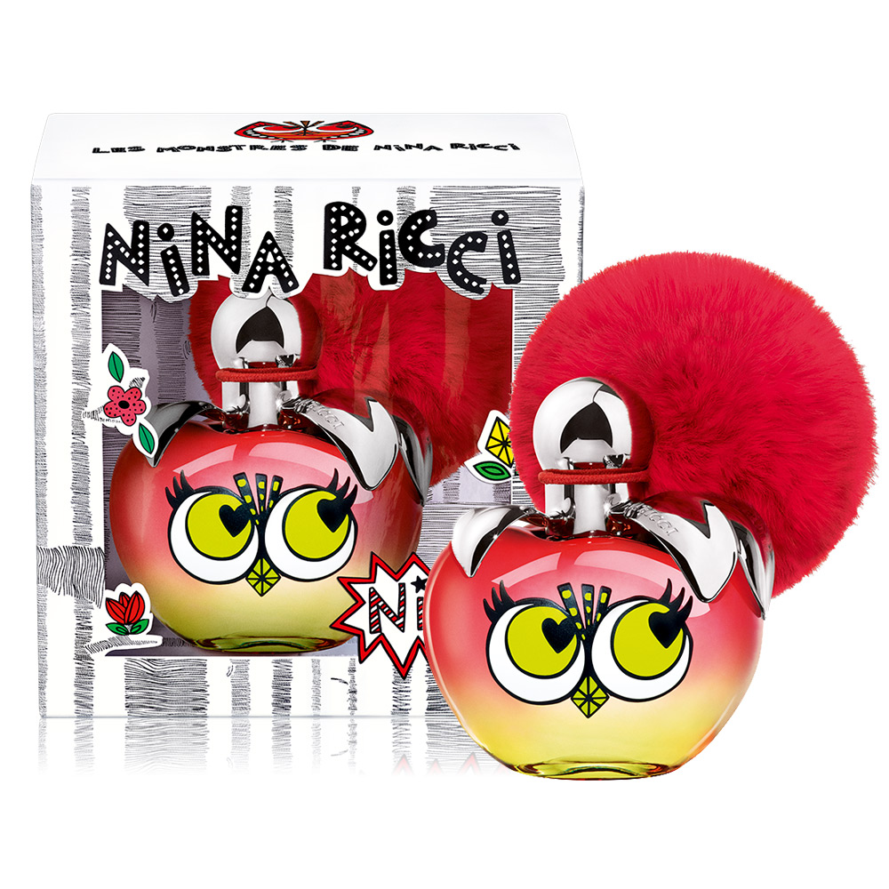 NINA RICCI Nina 怪獸女性淡香水50ml