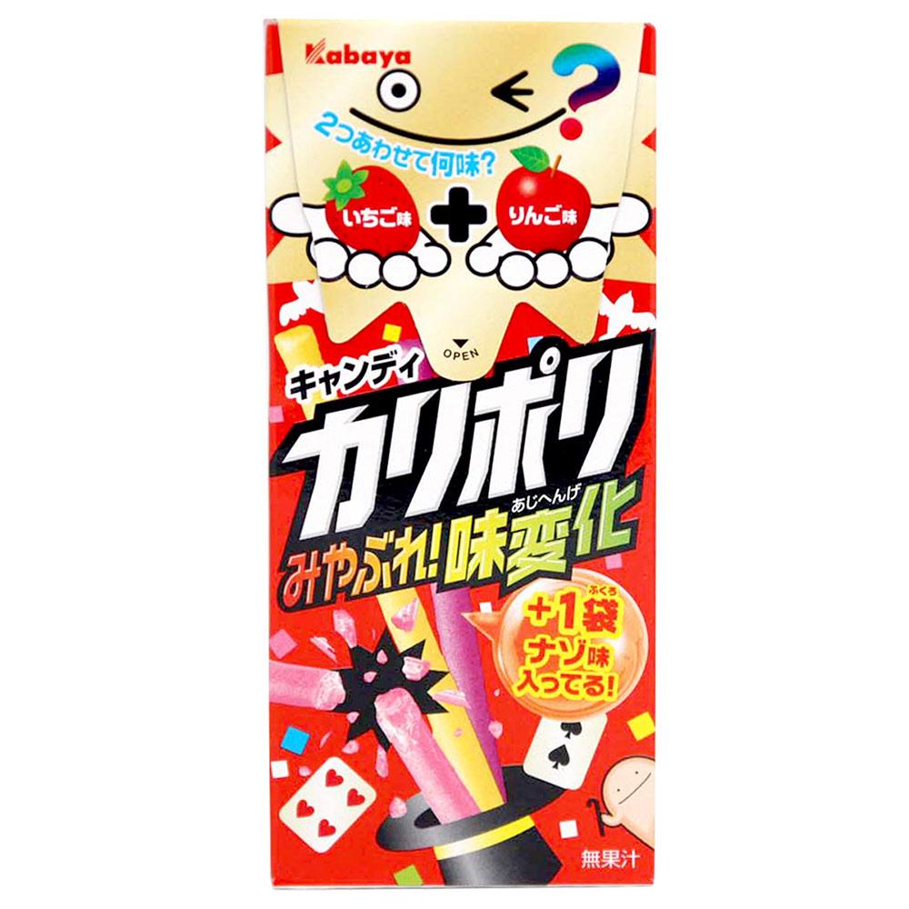 Kabaya卡巴 不可思議水果棒棒糖(35.7gx2盒)