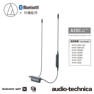 鐵三角 AT-WLA1 耳機藍牙無線轉接器