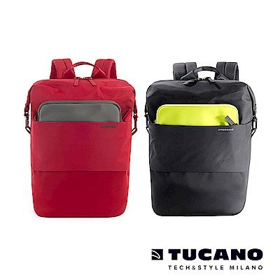 TUCANO MODO 15吋縱橫當代商務後背包(附防雨衣)