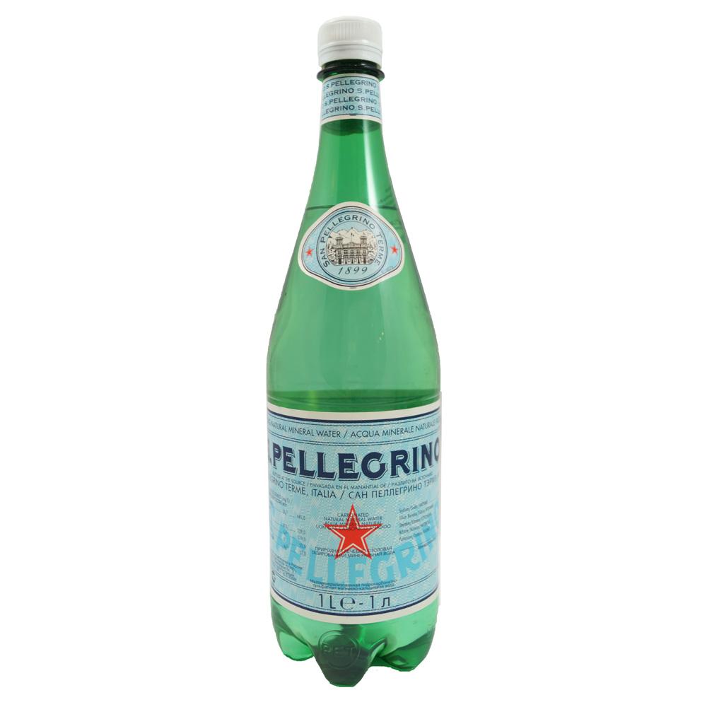 S.Pellegrino聖沛黎洛 天然氣泡礦泉水-寶特瓶(1000mlx12入)