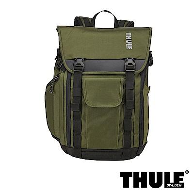 Thule Subterra 25L 上掀式後背包(褐綠/15 吋內筆電適用)