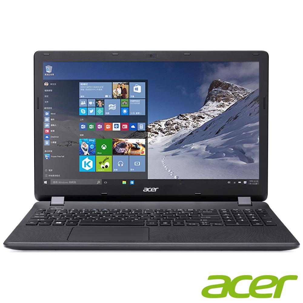 acer ES1-531-C76M 15吋筆電(N3150/4G/500G/黑)
