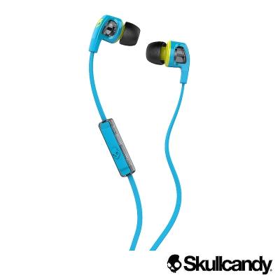 Skullcandy 骷髏糖 SB2入耳式耳機-灰藍色(公司貨)